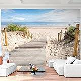 !!! SENSATIONSPREIS !!! Fototapete Meer 308 x 220 cm - Vliestapete - Wandtapete - Vlies Phototapete - Wand - Wandbilder XXL - !!! 100% MADE IN GERMANY !!! Runa Tapete 9007010b