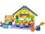 Big 800057075 - Peppa Pig Costruzioni Scuola