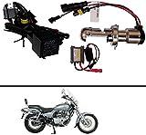 #4: AutoStark Premium Quality HID Xenon kit Bike-Motorcycle-Headlight White 8000k / HID Xenon Conversion Kit Headlight Lamp Bulbs 8000K For Bajaj Avenger 220 DTS-i