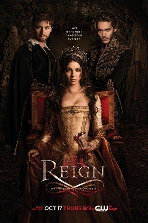 Reign - TV Series Film Poster Plakat Drucken Bild - 43.2 x 60.7cm Größe Grösse Filmplakat