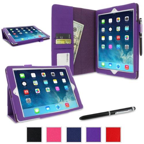 roocase-apple-ipad-air-case-dual-station-slim-folding-case-for-apple-ipad-ipad-6-ipad5-air-tablet-pu