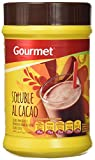 Gourmet - Soluble al Cacao - Preparado en Polvo para Desayunos - 500 g - [Pack de 12]
