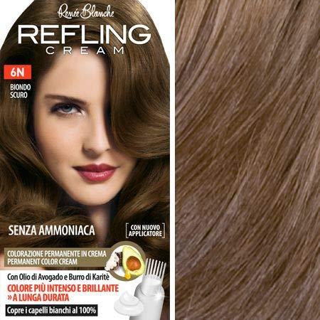 Zoom IMG-1 refling cream color senza ammoniaca