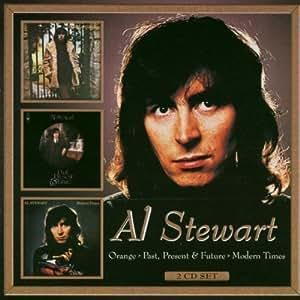 Orange: Past & Present & Modern Times Pl by Stewart, Al Import edition (2004) Audio CD