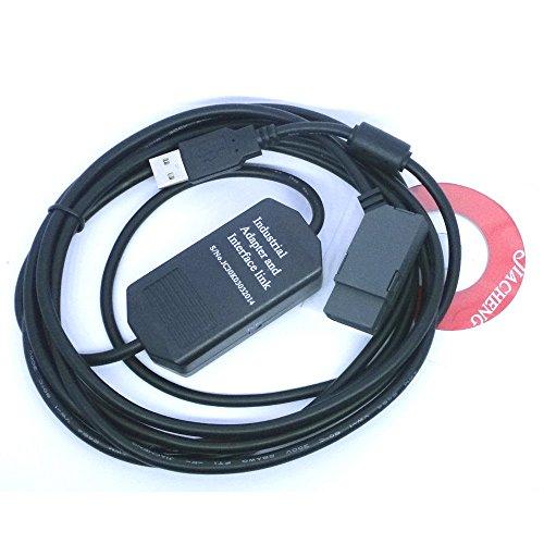 AMSAMOTION - Cable de programación Logo! Logo Siemens, Cable USB. 6ED1 057-1AA01-0BA0 - Aislante