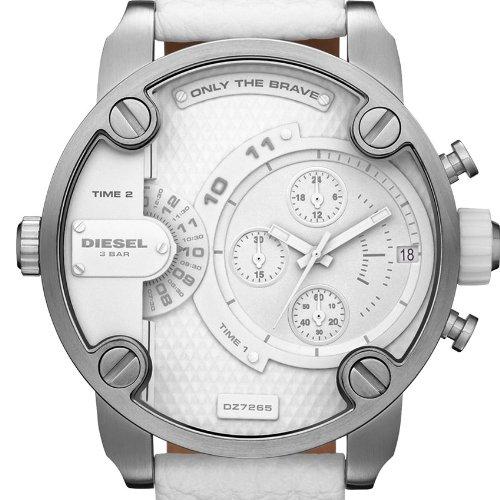 0cbb0bda1cfc Diesel-Caballero-7 reloj diesel blanco hombre