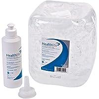 HealthLife ultrasonido Gel es un gel de viscosidad media utilizada en las técnicas de diagnóstico por ultrasonido y terapias de tratamiento.