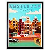 Wee Blue Coo LTD Travel Tourism Amsterdam Holland