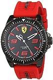 Scuderia Ferrari Reloj Analógico para Hombre de Cuarzo con Correa en Silicona 830498