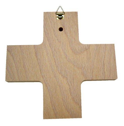 Holzkreuz mit Schutzengel, Herr ... -