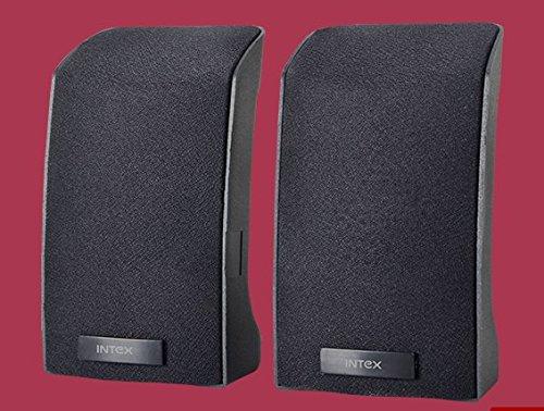 Intex IT-312U 2.0 Channel Multimedia Speakers