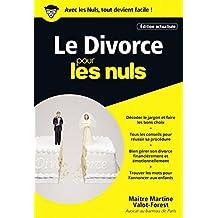 Le Divorce pour les Nuls Poche, édition actualisée (POCHE NULS)