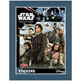 Topps R1S-STDE2-D Star Wars Rogue One - Adhesivos, expositor con 50 paquetes, 5 cromos