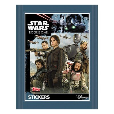 Topps Star Wars Rogue One (Booster) 50 Paquets