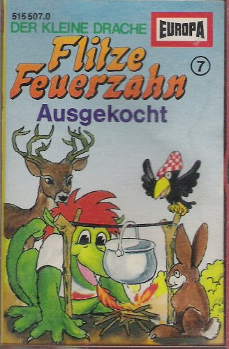 Flitze Feuerzahn Folge 7 Ausgekocht