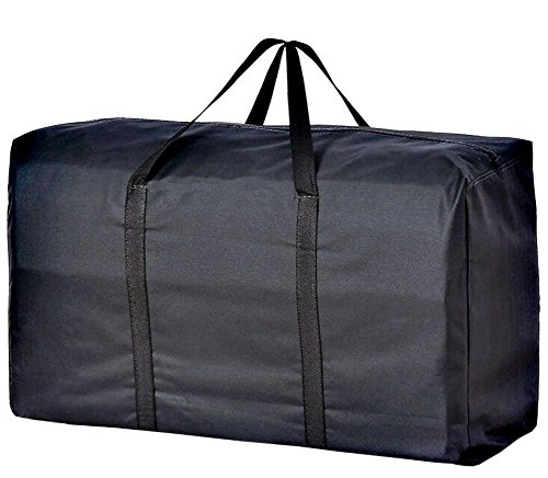 Übergroße 160L Aufbewahrungstasche 600D Oxford Wasserdicht Storage bag für saisonale Kleidung Transporttasche Tragetasche Schutzhülle für sperriger Gegenstände Spielzeug Umziehung 100 * 55 * 33CM
