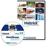 Metallbauer Software Fakt2017 Pro, beliebtes Komplettprodukt mit Leistungstexten, telefonischer Support, läuft unbeschränkt 2017, 2018, 2019..., keine Folgekosten, Produkt-CD und gedrucktes Handbuch