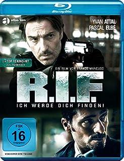 R.I.F. - Ich werde dich finden! [Blu-ray]