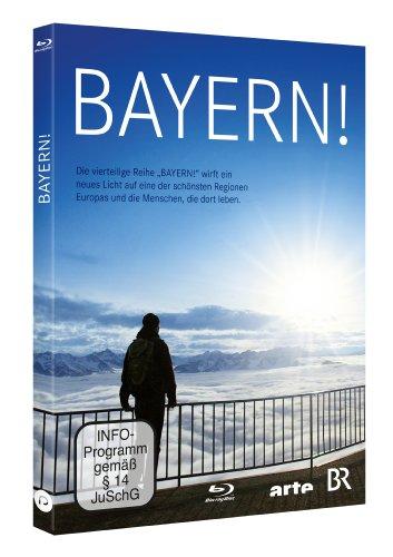 Bayern von oben [Blu-ray]