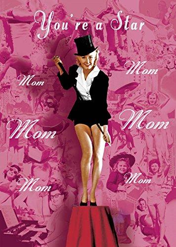 mom-youre-a-star-dia-del-madre-tarjeta-de-felicitacion-por-max-hernn