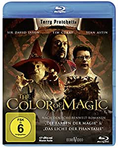 The Color of Magic (Blu-Ray) [Import allemand]