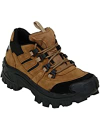 Deal4you Footwear Men's Synthetic Leather Trekking Shoes