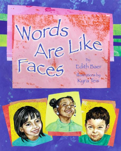 Words Are Like Faces