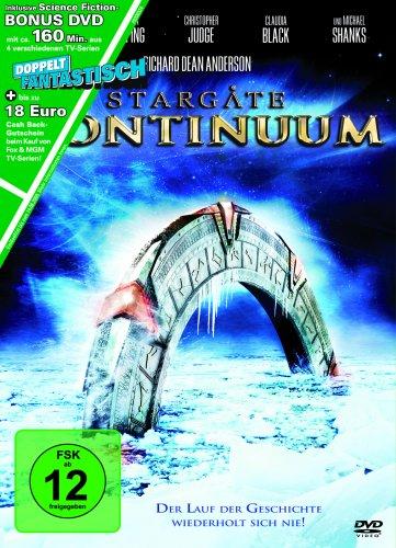 Bild von Stargate: Continuum (+ Bonus DVD TV-Serien)