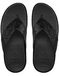 FitFlop™ Crystall Womens Toe Post Sandals