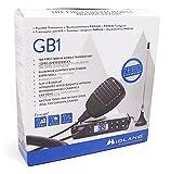 Midland GB1PMR446UHF Lizenzfreie Transceiver Kit mit Mikrofon und Micro MagMount Antenne - 3