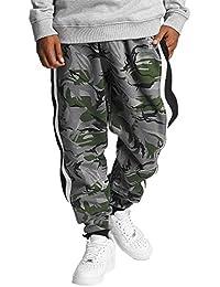 Thug Life Herren Hosen / Jogginghose Lecter camouflage XL
