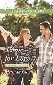 Time for Love (A Harmony Valley Novel) by [Curtis, Melinda]