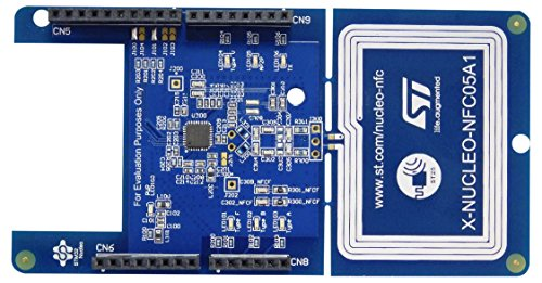 NFC by ST Nucleo Expansion Board Tag Board
