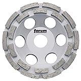 Forum Diamit-Schleiftopf 125 mm, doppel belegt, 4317784909723