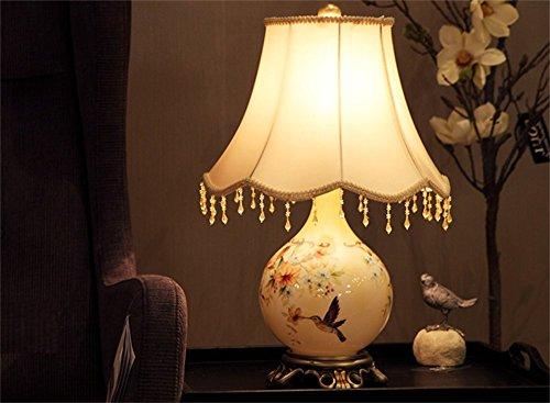 Arts lampe de chevet chambre pays d'AmšŠrique europšŠenne table lampe de chevet ršŠtro lampe dšŠcoršŠe de mariage de mariage lampe de produit