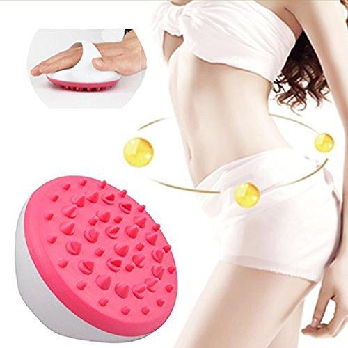 FINLON anti celulitis cepillo anti celulitis masajeador cepillo eliminador de celulitis masajeador belleza adelgazamiento relajante Exfoliante Masajeador