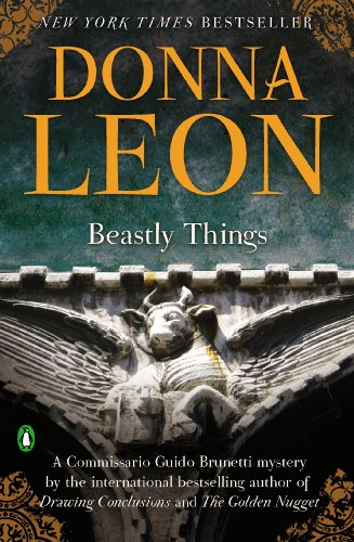 Beastly Things (Commissario Guido Brunetti)