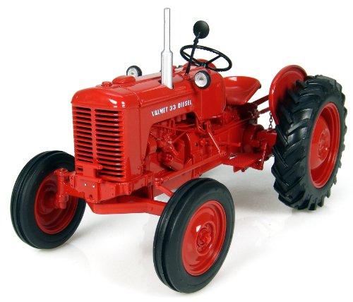 Universal Hobbies Valmet 33 Diesel Traktor (Rot)