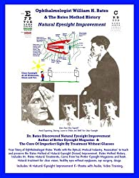 Ophthalmologist William H. Bates & The Bates Method History - Natural Eyesight Improvement: with 14 E-Books, Better Eyesight Magazine