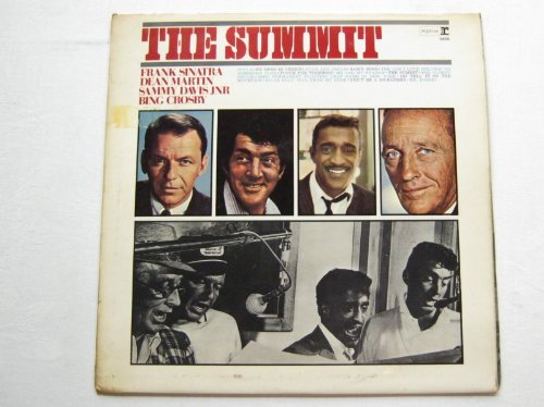 Various The Summit LP Reprise R5031 EX/EX 1964 with Frank Sinatra, Sammy Davis Jr & Dean Martin (Und Frank Dean)