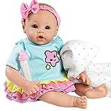 Toizz 2010301540,5cm Adora Baby Zeit Babies Rainbow Puppe
