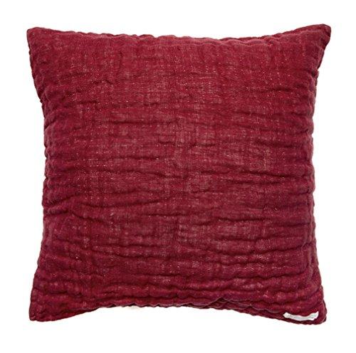 Himla hannelin Kissen, Bettwäsche, True Red, 50x 50cm
