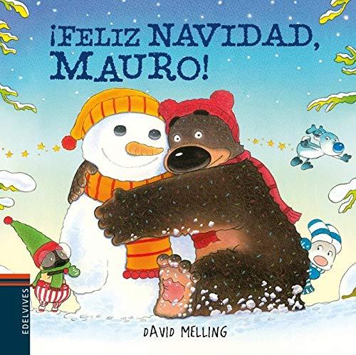 ¡Feliz Navidad, Mauro! (Osito Mauro) por David Melling