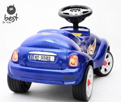 Best For Kids Top Rutscher Auto Autorutscher mit ELEKTRONIK Porsche Rutscherfahrzeug - 2