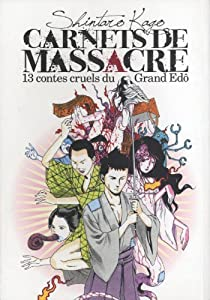 Carnets De Massacre Edition simple Tome 1