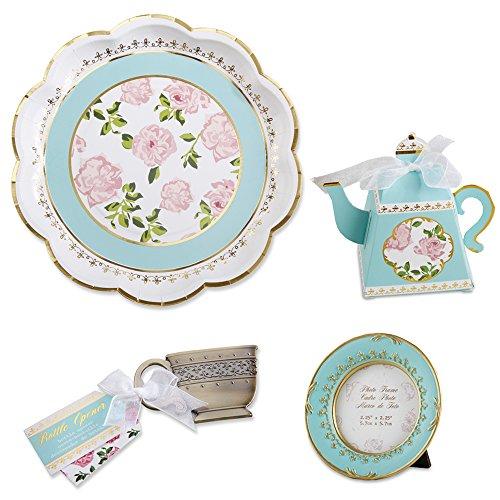 Kate Aspen 00143na-kit Tea Time Party Bundle komplett-Kit, bunten (Antike Flasche Party Favor)