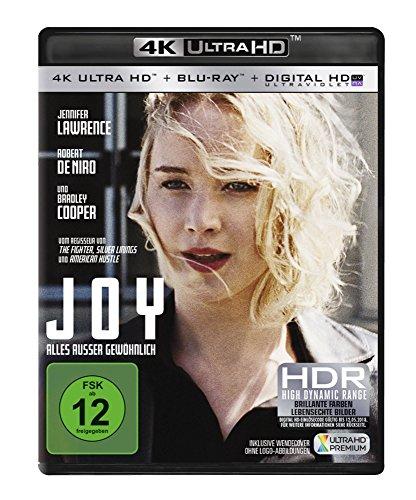 Joy: Alles ausser gewöhnlich - Ultra HD Blu-ray [4k + Blu-ray Disc]