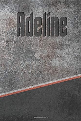Adeline: Stone Name Writing Journal
