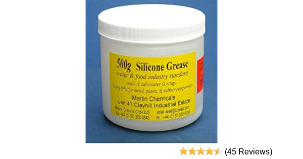 Silicone Grease 500g pot