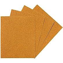 Juego de Super y muy finos y papel de lija grosores marcados - lija en seco y mojado arena papel grano 1000, 1200, 1500, 2000, 2500 y 3000